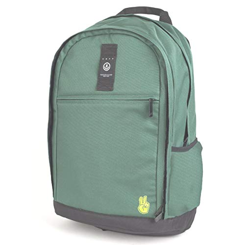 neff Men's Daily XL Backpack, forest, One Size