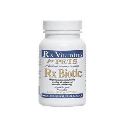 Rx Vitamins for Pets 1.25 oz. Rx Biotic