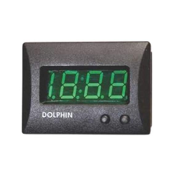 Dolphin Car Accessories Maruti 800 Digital Car Clock