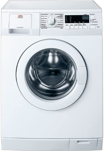 AEG L62850L - Lavadora (Independiente, Color blanco, Frente, 7 kg ...