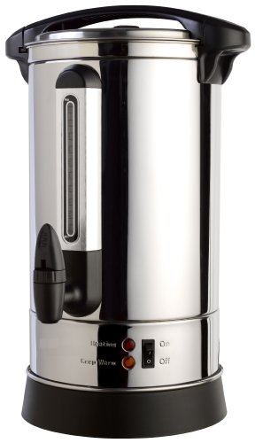 ProChef PU65 Professional Series Stainless Steel 65 Cup Insulated Hot Water Urn by ProChef