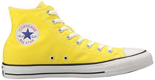 Converse Fresh All Yellow Seasonal Color Hi Chuck Star Taylor r8qwEr0T
