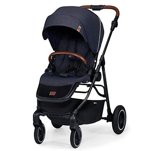 Kinderkraft kinderwagen ALLROAD, wandelwagen, buggy, eenvoudig inklapbaar, grote zonnekap met UPF 50+, voorwaarts als…