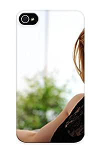 Crazinesswith Hot Tpye Katheryn Winnick Case Cover For Iphone 4/4s For Christmas Day's Gifts