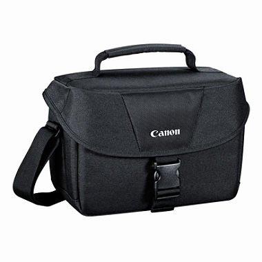 Canon Genuine Padded Starter Digital SLR Camera Lens Case Gadget EOS Shoulder Bag For T3 T3i T4i T5 T5i T6s T6i SL1 70D 60D 50D by PHOTO4LESS