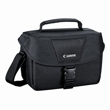 Canon-Genuine-Padded-Starter-Digital-SLR-Camera-Lens-Case-Gadget-EOS-Shoulder-Bag-For-T3-T3i-T4i-T5-T5i-T6s-T6i-SL1-70D-60D-50D-7D-6D-Photo4less-Cleaning-Cloth-and-Camera-Lens-5-Piece-Cleaning-Kit