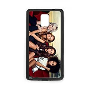 caso Salute Little Mix V6D06Q4PS funda Samsung Galaxy Note 4 funda 11RA1F negro
