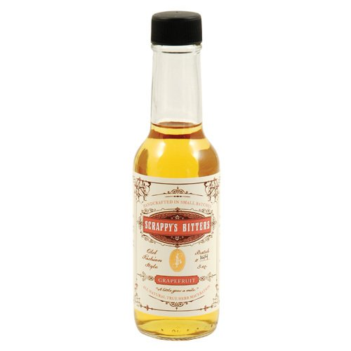 Scrappys Grapefruit Cocktail Bitters