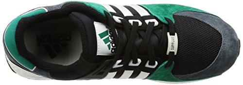 adidas Herren Equipment Support 93/16 Schuhe core black-footwear white-sub green (S79923)