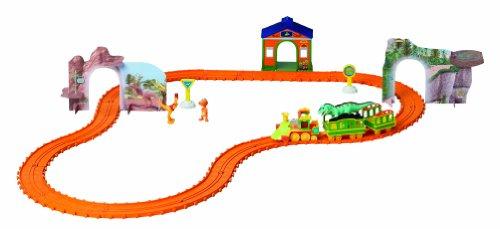 Tomy Dino Train - LC53203MP - Véhicule Miniature - Circuit Aventures