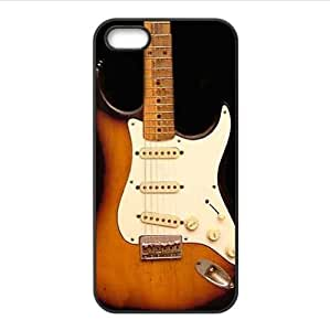 Instruments Fender Stratocaste Apple Iphone 5/5S Waterproof TPU Back Cases Covers