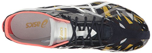 White Shoe Navy Vermillion Gunlap Track ASICS Dark P6XpFw