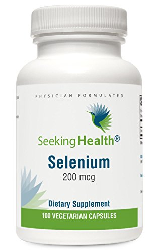 Selenium SelenoExcell Vegetarian Seeking Health