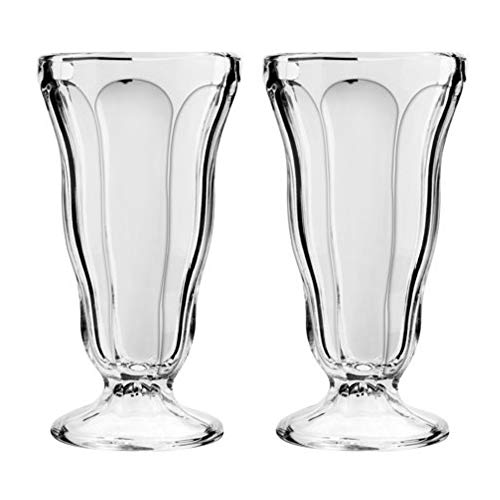 Anchor Hocking 12.5oz Soda Fountain Glass, 12pc set of 2