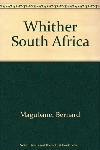 Whither South Africa