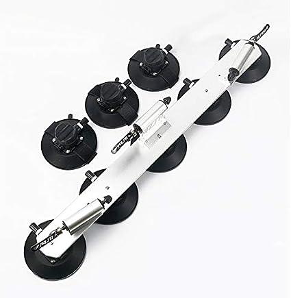 Rack de Bicicletas Triple Bici Techo Superior Succión Bike Car ...