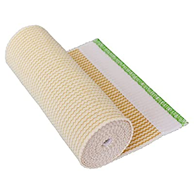 GT Cotton Elastic Bandage Roll w/Hook & Loop Closure On Both Ends