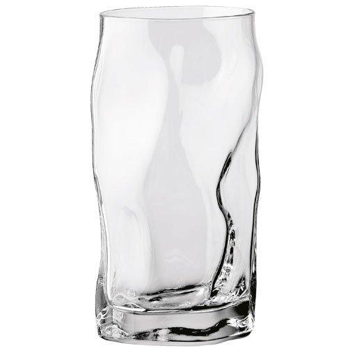 58 opinioni per Bormioli Rocco Sorgente Long drink bicchiere 450ml, 6 bicchieri