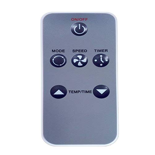 Replacement for Haier Air Conditioner Remote Control 0010403473 Works for HWR08XC5-T HWR08XC7-T HWR08XCJ HWR10XC5 HWR10XC5-T HWR10XC6 HWR10XC6-T HWR10XCJ HWR12XC5 HWR12XC8 HWR12XCJ by Generic