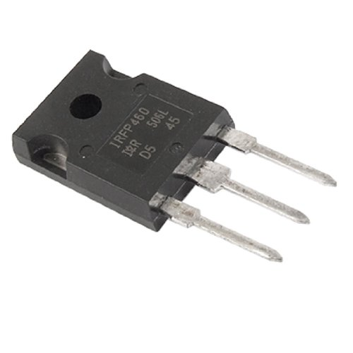 Avalanche Transceiver Package - Aexit IRFP460 20A Interfaces 500V N Channel MOSFET Radio Frequency Transceivers Transistor TO-247