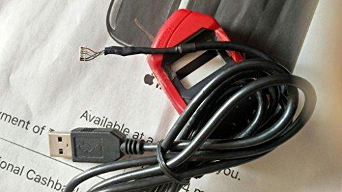 DATAFAST balaji overseas USB Cable for Morpho Safran mso-1300 e e2 e3 Finger print
