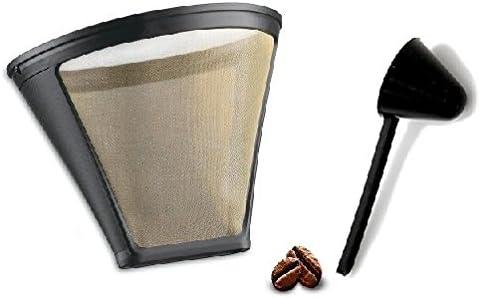 Amazon.com: Filtro de café permanente de repuesto Cuisinart ...