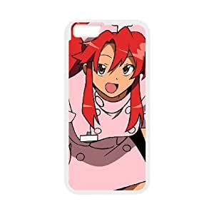 HD exquisite image for iPhone 6 4.7 inch Cell Phone Case Whtie yoko littner tengen toppa gurren lagann Popular Anime image WUP6775011