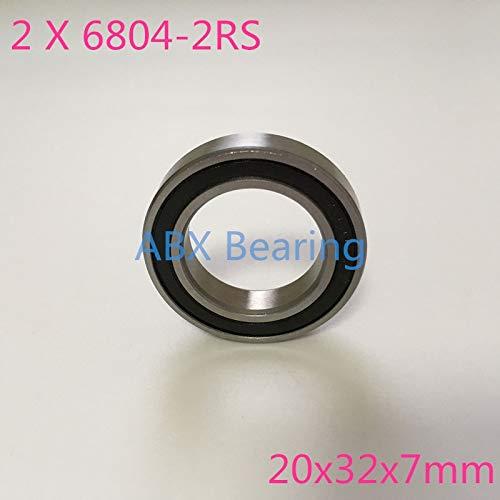 20x32x7mm Ceramic Ball Bearing 6804 Ceramic Bearing