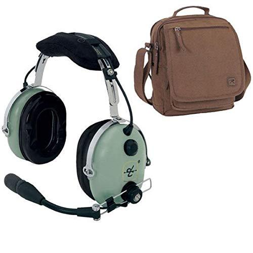 David Clark H10-60 Headset & Headset Bag Combo
