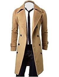 Amazon Com Beige Trench Amp Rain Jackets Amp Coats