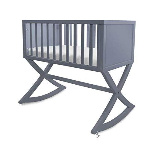 Premium Handcrafted Contemporary Wood Child Cradle