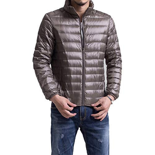 Light AS4 Weight Jacket Fit Relaxed Zip Energy Men's Down Winter Full Ultra 6xFFEPw
