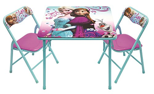 Frozen 84299 Activity Table Set
