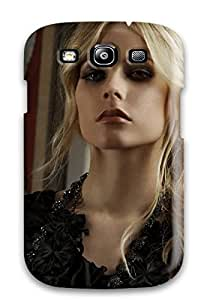 Excellent Galaxy S3 Case Tpu Cover Back Skin Protector Celebrity Avril Lavigne