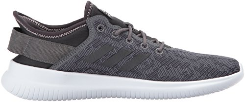 adidas Frauen CF Qtflex W Laufschuh Graue Vier / Utility Black / Ice Pink