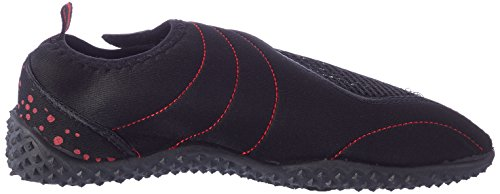 Shoe 15 Black Surfing Red Watershoe Bathing Speed Aqua Aquashoe Shoe x1CgXn0q