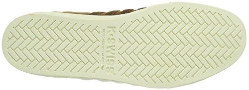 K-Swiss Adcourt - Zapatillas Cognac/Bison Whisper White/ 221