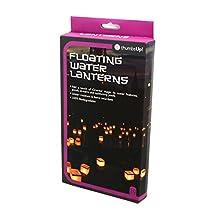 10 pack Square Chinese Lanterns Wishing, praying, Floating, River Paper Candle Light