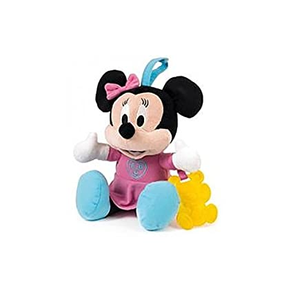 Disney Baby Pequeño Hablar Peluche de Minnie