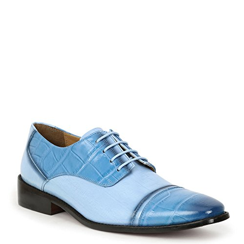 Giorgio Brutini Hadley Mens Oxford Blue