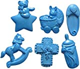 First Impressions Molds - Silicone Mold B121- Baby Set 2 - 3/4 X 1 3/4