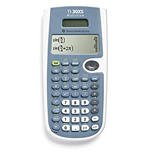 Texas Instruments TI 30 XS MultiView Pocket Scientific Calculator