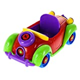 Car Toy Assembly Colorful Airplane Puzzle toys Early Educational...