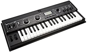 korg microkorg xl 37 key synthesizer vocoder with expanded pcm musical instruments. Black Bedroom Furniture Sets. Home Design Ideas