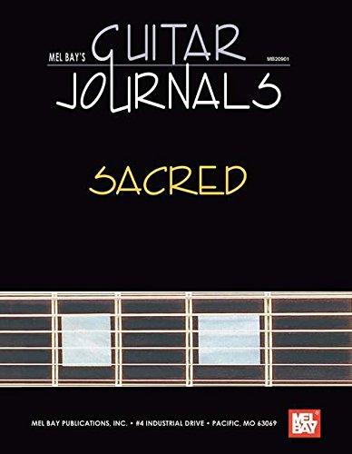 Mel Bay Guitar Journals: Sacred pdf