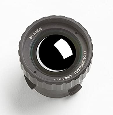 Fluke FLK-LENS/WIDE2 Infrared Wide Angle Lens for Industrial Thermal Imager
