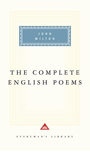 The Complete English Poems (Everyman's Library)