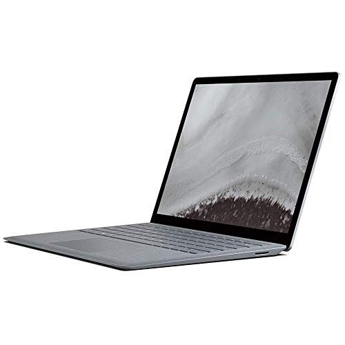 "Microsoft Laptop Surface Laptop 2 LUT-00001 Intel Core i5 8th Gen 8250U (1.60 GHz) 8 GB Memory 128 GB SSD Intel UHD Graphics 620 13.5"" Touchscreen Windows 10 Pro 64-bit (Renewed)"