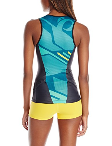 Pearl Izumi Run Women's Elite in R Cool LTD Tri Singlet