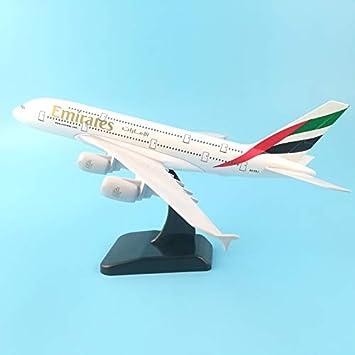 Amazon.com: Greensun A380 Emirates - Cojín de aleación de ...